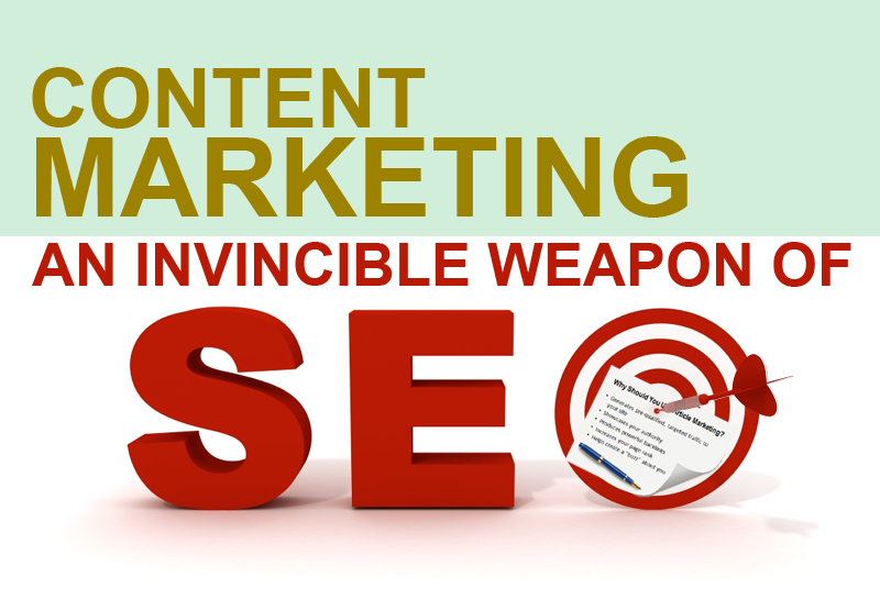 SEO y Content Marketing bien combinados