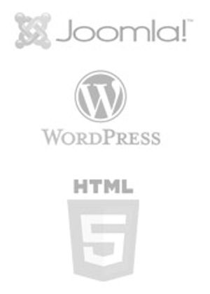 logo-joomla-wordpress-html5 300