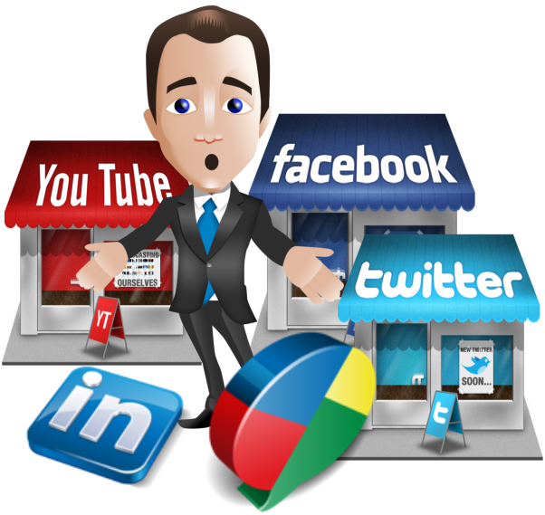 Redes sociales en el marketing